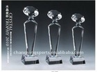 SPORTS STAR CRYSTAL TROPHY