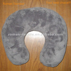 Pure Color Inflatable Cervical Spondylosis Pillow Travel Pillow