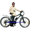 Mountain Electric bicycle with lithium battery