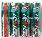 R6P AA SIZE Battery AA(Carbon Zinc Battery)