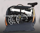 16'' Small Rechargeable Powered Electric Bicycle