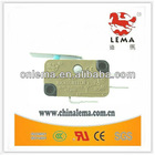 KW-7-1[N] 16A electrical lever micro switch