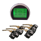 2011 most popular LCD Screen Bus/ Truck TPMS Tire Pressure Monitoring System TPMS WT510