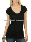 Ladies' full hand designer t shirts