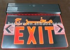 UL EL-800 Edge-Lit LED Exit Sign