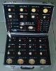 LED test suitcase,LED light show case,LED demo case,LED sample show case