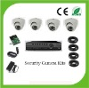 h264 4ch dvr camera kits