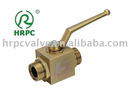 male threaded ball valves