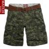 Matchstick brand 100% cotton unique men's camouflage shorts woodland digital BDU shorts S3640M