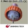 Single Phase 56P315 IP66 250VAC 15A 3 Flat Pin Industrial Plug