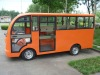 Enclosed auto transimission right hand drive 11 seats solar electric bus