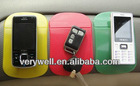 Multi-function sticky high quality PU car anti slip dashboard pad for key mobile