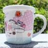 Hot Sale cartoon lover style mug