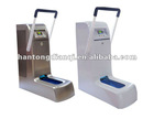 2012 New automatic shoe cover dispenser for medical use with UV Light