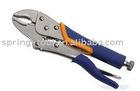 Round Jaw Lock Wrench