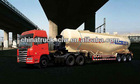 6*4 CAMC tractor 50cbm bulk cement semi-trailer for hot sales