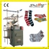 6F computerized socks making machines