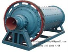 Wet/Dry Industrial Ball Mill for ore beneficiation