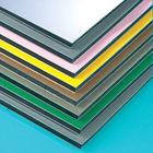 Aluminum exterior panel