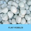 Abrasion Proof Natural Pebbles as Grinding Media