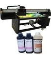 Impresora de tinta UV curable