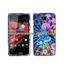 Hard case for motorola droid razr maxx hd xt926m rubber coating