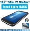 10 inch GPS Wifi OEM windows mobile tablet pc