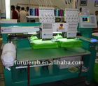Cap/t-shirt Embroidery machine (2heads)