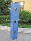 Knock down Three doors new steel locker