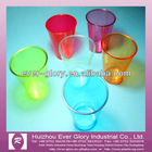 2013 reusable plastic tea cups