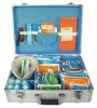 CE and ISO certification Economical Type Metal First Aid kit