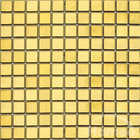 MGG9 Stainless steel mosaic gold color metal tile
