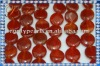 agate-61 red candy button agate