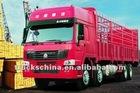 SINOTRUK HOWO 8*4 375hp cargo truck