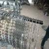 double edge razor wire mesh