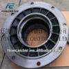 cast iron adjust nut be made from sand casting and mechanical treated