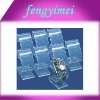 Single Clear Acrylic wrist watch dsiplay stand,Lucite Watch Rack