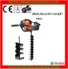 49cc pump-film type ground drill CF-EA01