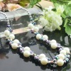 2012 fashion pearl necklace express new design wholesale NO MOQ pearl necklace 07206404