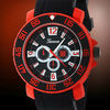 Gorgeous Men's Large Face Sport Watch Geneva Watches China