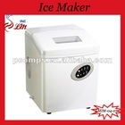 Ice Cube Maker with 3.0L Water Tank/Internal Storage For Over 1.0kgs Ice Cubes