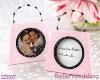 BeterWedding_SZ007_Trendsetters Handbag Placecard Photo Frame_Wedding Decoration_Wedding Gift_Wedding Souvenir