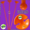 integral balloon holder (integral balloon cup and stick, cups and bar)