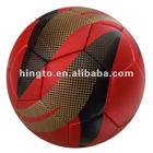 Hand-sewn soccer ball