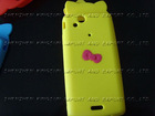 cheapest phone case yellow cover skin for iphone 3GS