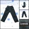 men multi-pockets casual trousers for winter