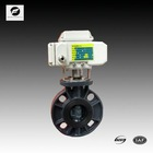 CTB-sereis 220V-400V industrial Proportional&modulated motorized valve for water treatment project