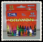 12 Color Children Wax Crayon/School Drawing Color box