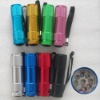 "3-1/2"" Nine LED Flashlights"