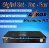 AZBOX AZ BOX Premium HD satellite receiver for south america